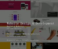 Website Design and Develoment  Langley Township