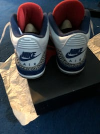 Air Jordan true blue 3 size 9 Mississauga, L4T 1B1