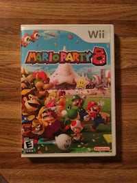 Mario party 8 for Nintendo Wii Madison Heights, 24572