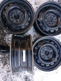 2014 Nissan Altima winter steel wheels  Toronto
