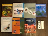 iClicker x 2 + Lang/Uni Textbooks (BUS, NURS, PSYC, CHEM, AND MORE) Vancouver, V6J 2E5