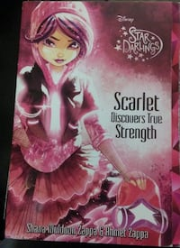 #5. Scarlet Discoverer's True Strength Victoria