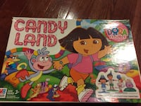 Candy Land Board Game - toy Germantown, 20874