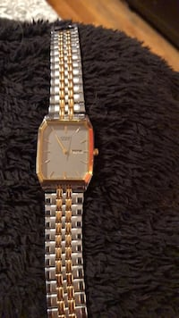 Citizen two tone watch - needs battery New York, 11362
