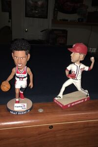 Bobble Heads/ Gio and K.O. Jr./ $20 both. Clifton, 20124