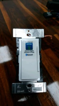 LEVITON SMART DIMMER WITH BLUETOOTH Mississauga, L5N 6J2