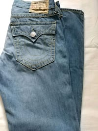 TRUE RELIGION JEANS BILLY B T.SZ 34X33 Toronto, M9V 4A4