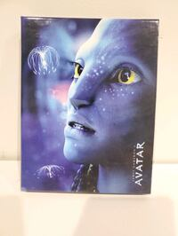 Avatar Extended Edition BluRay