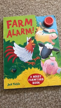 board book farm alarm working sounds Monterey Park, 91754