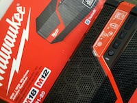 Milwaukee Radio M18- M12: Wireless , Bluetooth  New Brand Radio Nueva