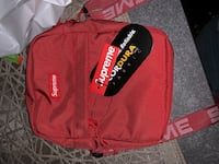 Supreme shoulder bag ss18 rosso Buccinasco, 20090