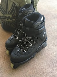 Razors cult 9 with pads and backpack (size 9) Dallas, 75206