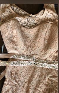 V prom dress new with tags Greenfield, 53220