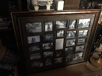 Large picture frame for 25 pictures  Falls Church, 22042