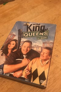 King of Queens 8th season 3 DVD set El Paso, 79930