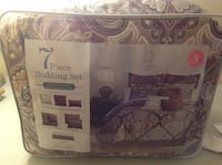 Home Expressions ( 7 piece bedding set) Columbus, 43227