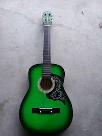 green burst classical guitar Apopka