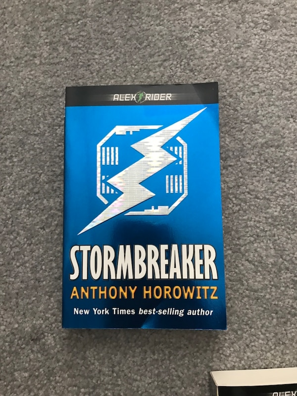 Alex Rider Book Series 4a2b14ab-2671-4fa8-8489-3696e32c641a