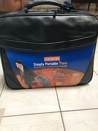 BRIEFCASE NEW! (Scarborough or Downtown)