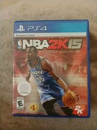 NBA2K15 PS4 $5 New Port Richey, 34655