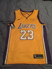 LeBron James Lakers jersey  New Westminster, V3M 6X3