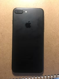 iPhone 7 Plus unlocked 128 GB Matte Black  Washington, 20001