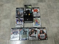 Game cube and games Delta, V4C 3G9