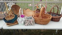 Assorted baskets Fleetwood, 19522