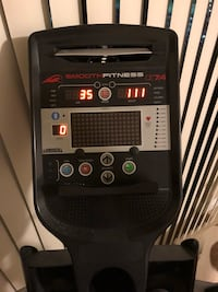 Elliptical, Smooth Fitness CE 7.4