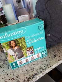 Infantino 4-in-1 carrier Raleigh, 27609