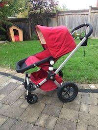 Bugaboo frog stroller with accessories Barrie, L4N 7Y6