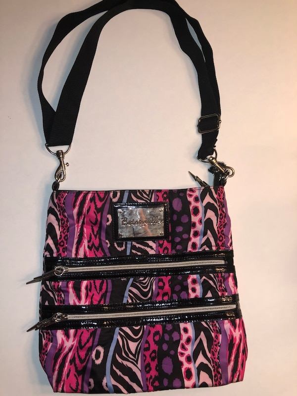 674189480 Used Betsey Johnson betseyville cheetah print crossbody for sale in ...