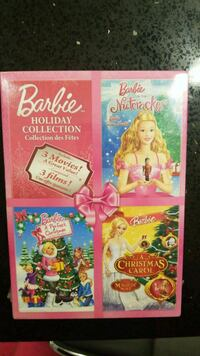 BRAND NEW - Barbie Holiday Collection DVD Box Set Mississauga, L5M 0B7