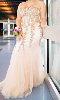 Jovani Rose Gold Gown New Rochelle, 10801