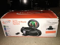 iLive Portable Movie & Music Speaker (Literally Does Everything!) Atlanta, 30349