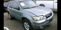 2006 Ford Escape 4wd Hybrid District Heights, 20747