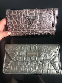 2 Wallets , Guess and Nine West Kitchener, N2C 1X1