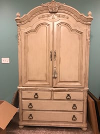 Used Laura Ashley Armoire For Sale In Newburgh Letgo