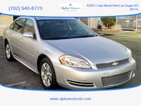 2013 Chevrolet Impala for sale Las Vegas, 89115