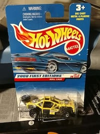 hot wheels roll cage 2000 first editions Niskayuna, 12309