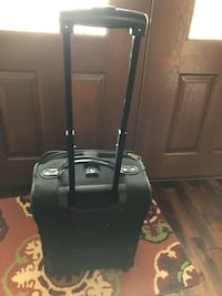Two Carryon Suitcases. Heys and Samsonite  Sachse