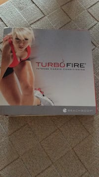 Turbo Fire -DVD's  Richmond Hill, L4C 9Y9