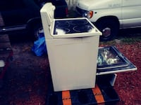 white top-load washing machine Orlando, 32827