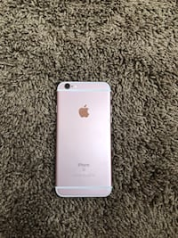 black iPhone 6s with black case