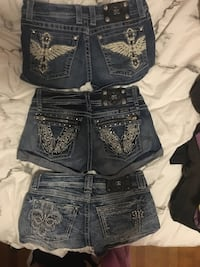 Size 26 all for $40 Miss Me  North Vancouver, V7R 2L9