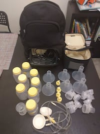 Medela Pump In Style Advanced Breast Pump with Backpack - INCLUDES A GIFT! Greenbelt