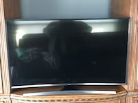 """Samsung 50"""" 4K UHD curved TV West Long Branch, 07764"""
