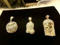 Pendents Iced-Out  24$-33$ Ladson, 29456