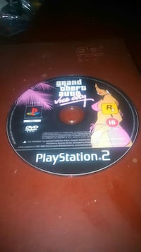 Grand Theft Auto Vice City til PlayStation 2