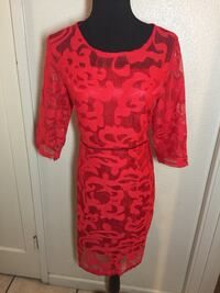 Red dress / New Atwater, 95301